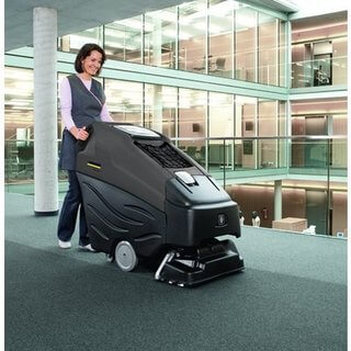 Karcher Industrial Carpet Cleaner - Battery Powered
